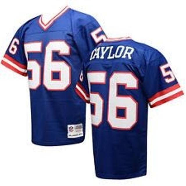 timeless design ad9c6 5bf2f REDUCED Lawrence Taylor New York Giants NFL Vintage Jersey