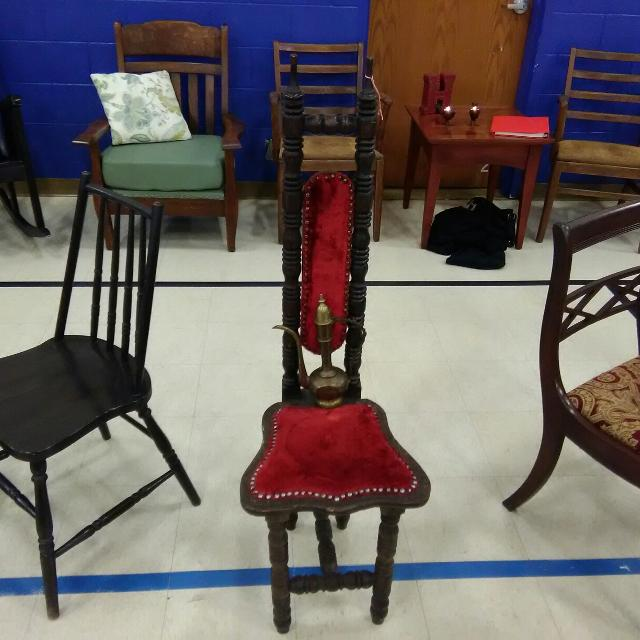 Spanish jacobian prayer chair - Best Spanish Jacobian Prayer Chair For Sale In Champaign, Illinois