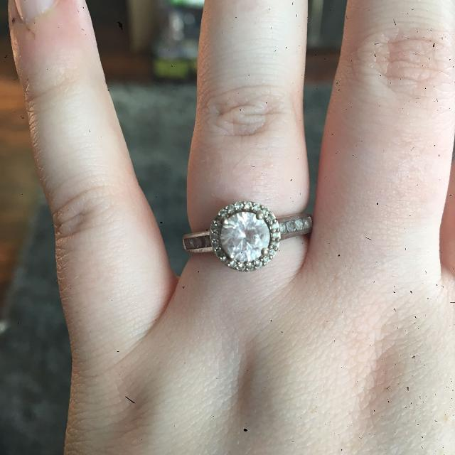 Best Kay Jewelers White Sapphire Ring For Sale In Minot North Dakota For 2021