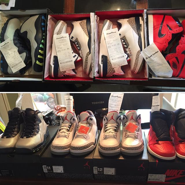 a5ba4a4412eccc Best Air Jordan Package Deal for sale in Cypress
