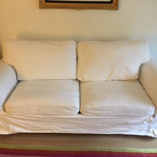 Find more ikea ektorp loveseat sofa bed reduced for for Ikea sofa bed 90