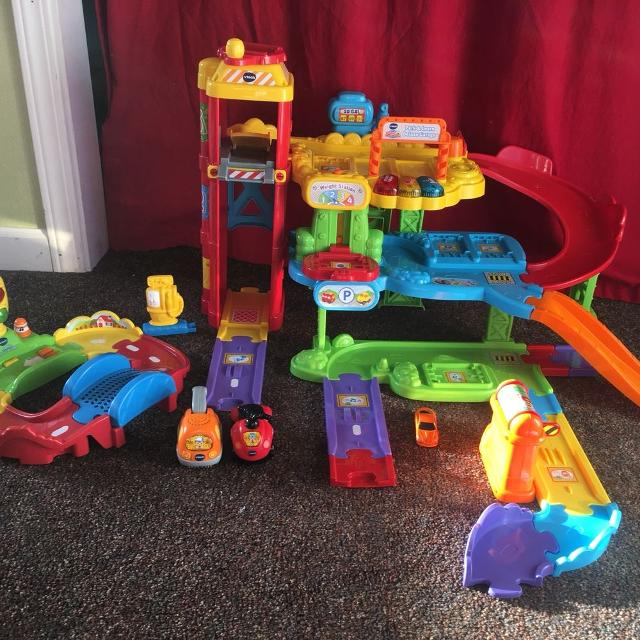 Find More Vtech Go Go Smart Wheels Park And Learn Deluxe Garage
