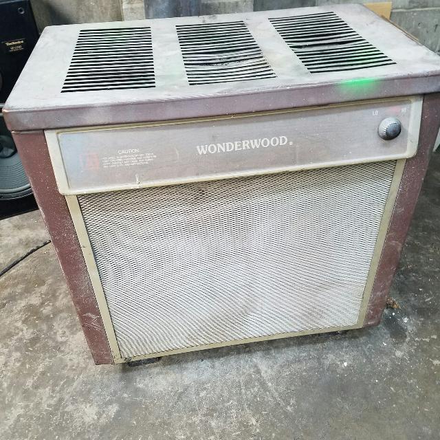 Find More Wonderwood Wood Or Coal Burning Stove For Sale