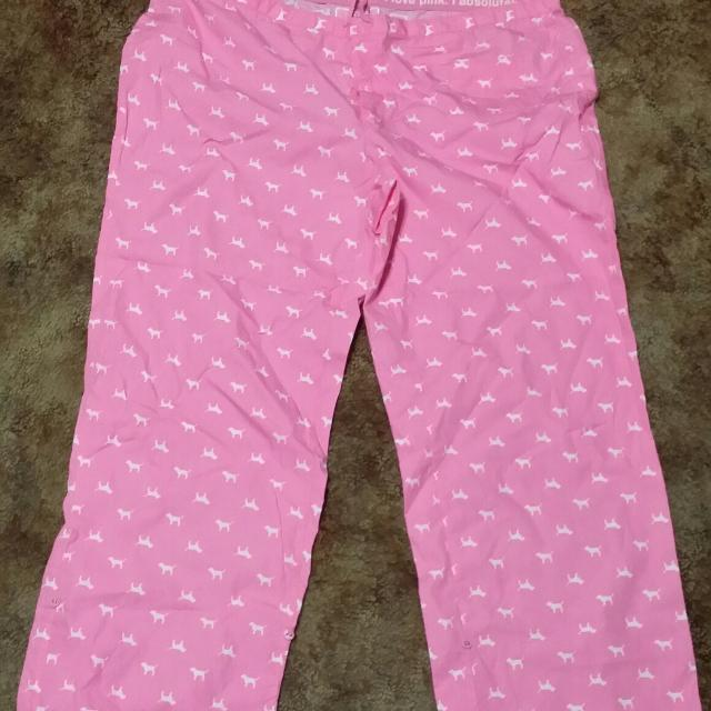 16ecda3b4f Find more Victoria Secret Pink Sleep Pants for sale at up to 90% off