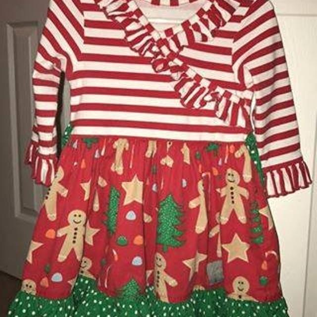 18a23af82172 Find more *sold Out* Eleanor Rose Christmas Cookies Dress! Final ...