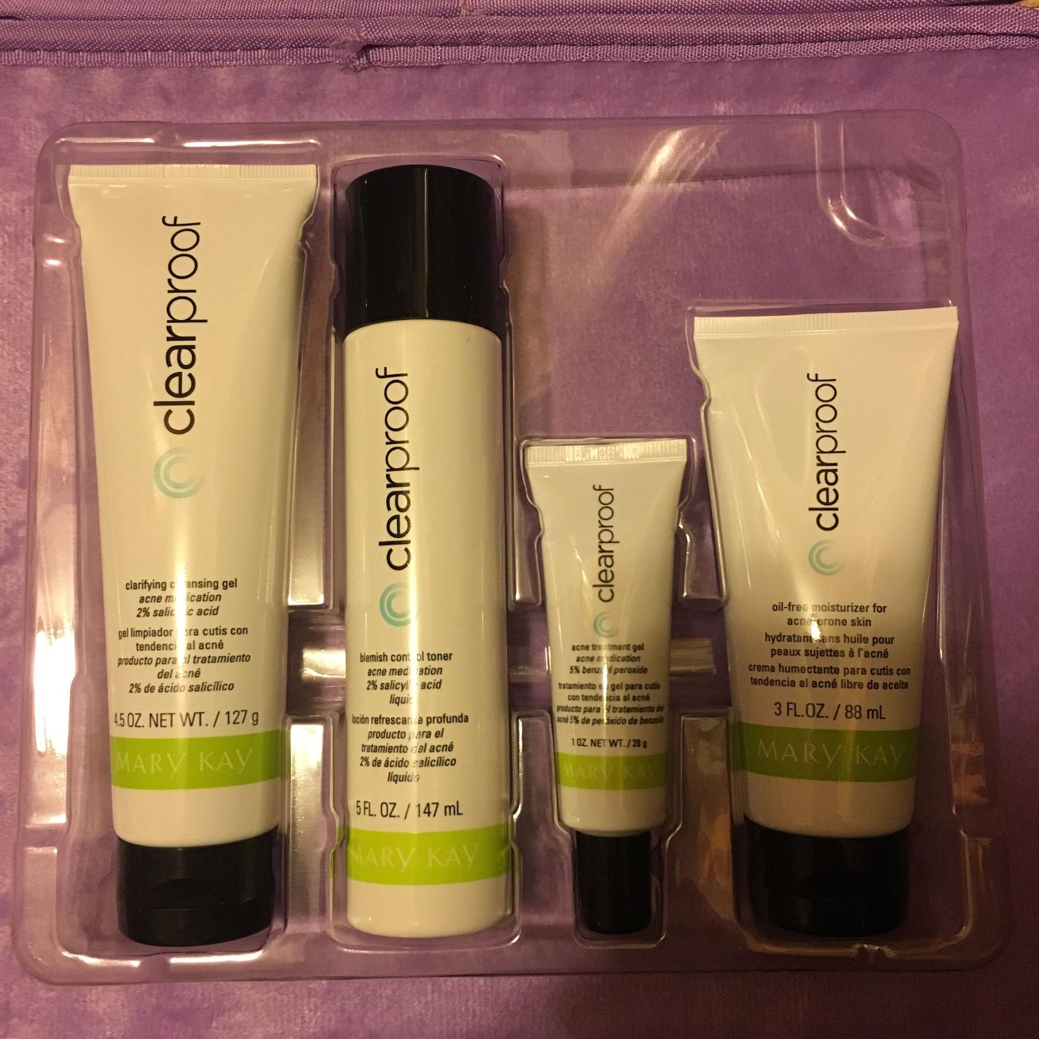 Best Mary Kay Acne Treatment Set For Sale In St Charles Illinois