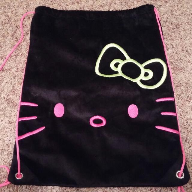 Find more Hello Kitty String Bag Double Lined Very Thick for sale at ... b4451c264fad1