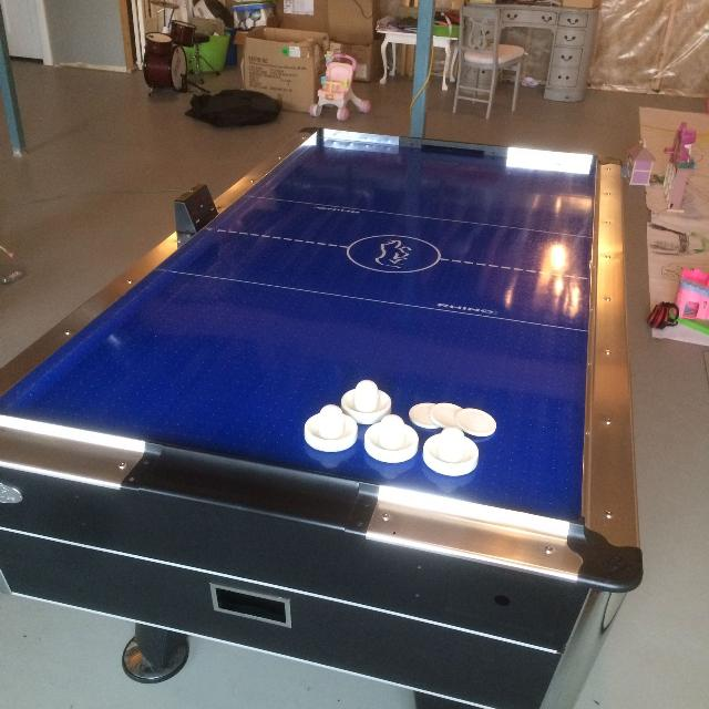 Rhino air hockey table best table 2018 full size air hockey table s toys in greentooth Images