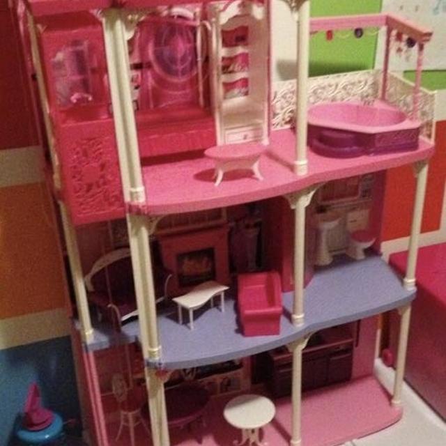 Barbie Dream House Reduced Price