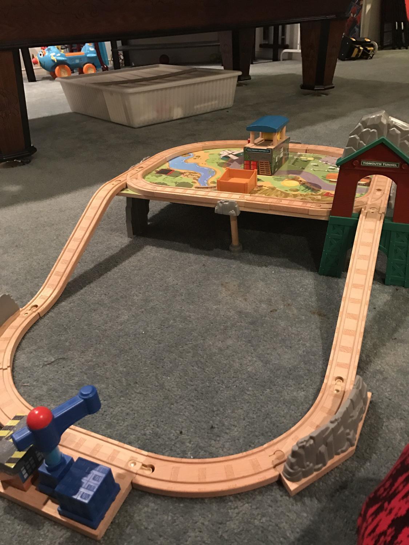 Thomas Wooden Train Sets