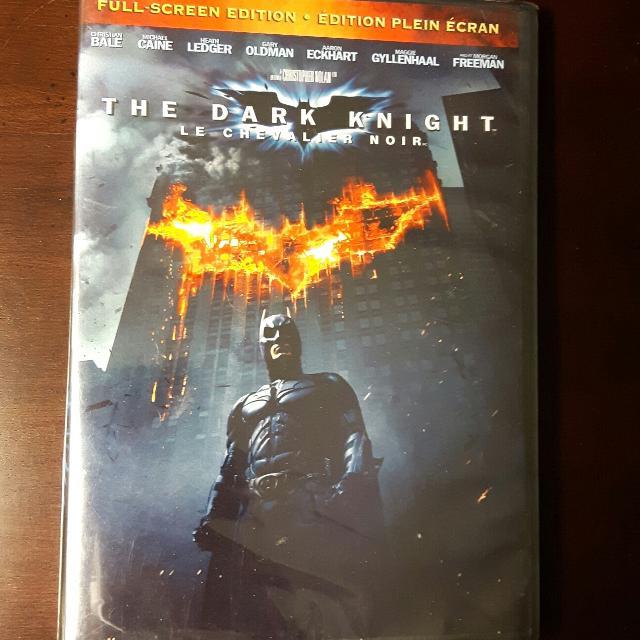 The Dark Knight (2008) Full Movie - Genvideos