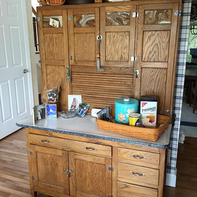Antique Hoosier Cabinet - Find More Antique Hoosier Cabinet For Sale At Up To 90% Off