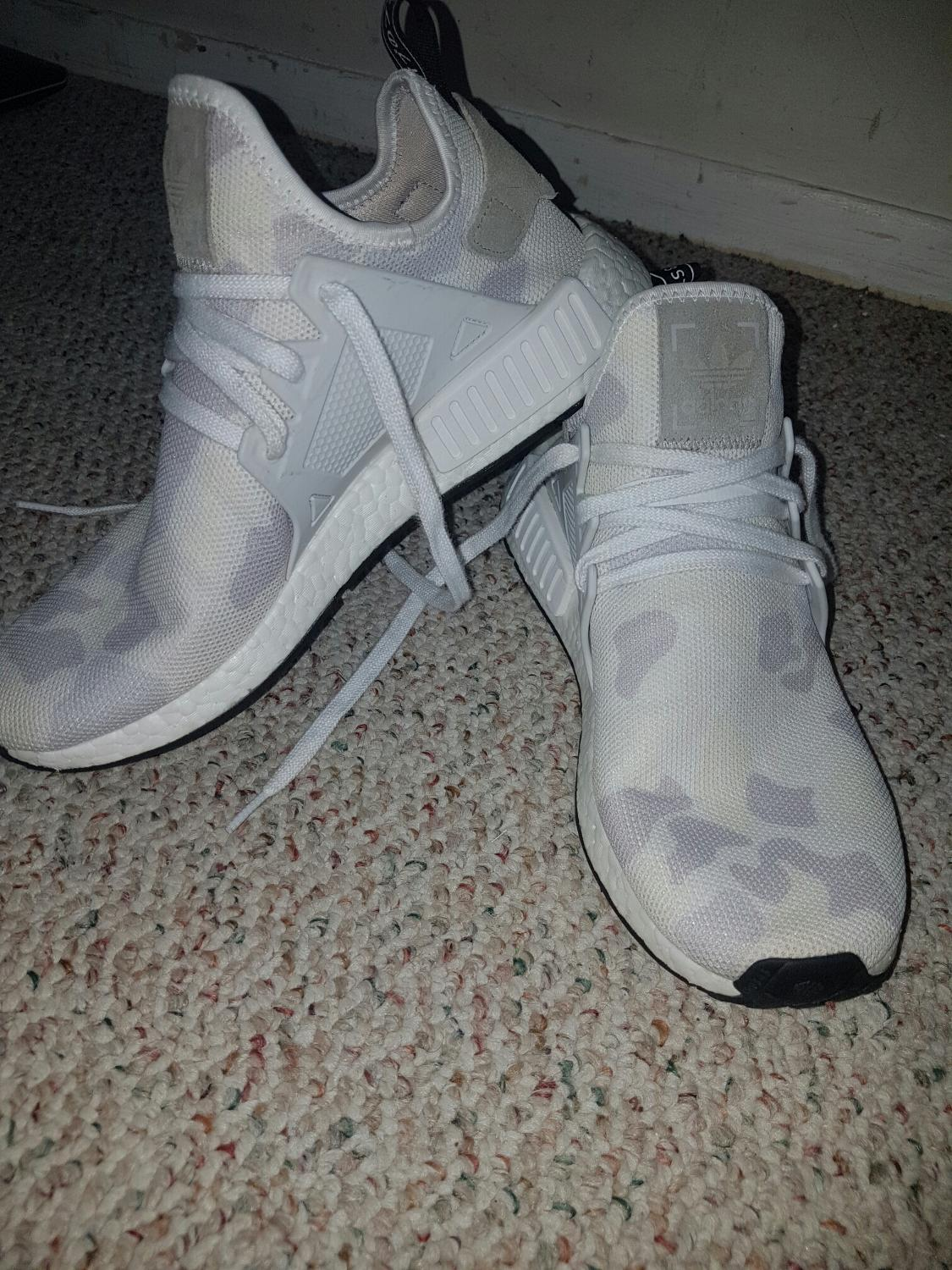d0ad73e224f8b Best Adidas Nmd Xr1 Duck Camo White for sale in Scarborough, Ontario for  2019