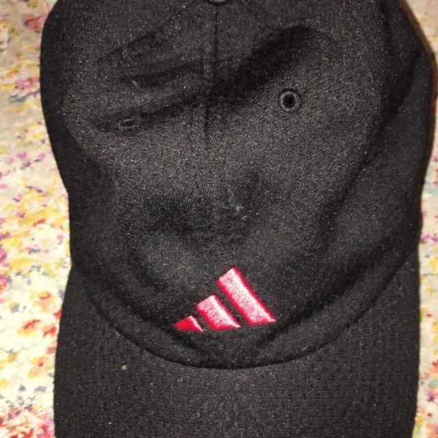 Best Black And Pink Adidas Hat for sale in Providence 357eac38dc5