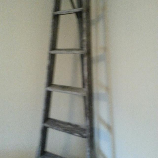 Beautiful 1940's - 1940's Orchard ladder