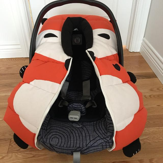 Find More Baby Car Seat Cover Fox Housse De Siege De Bebe Renard