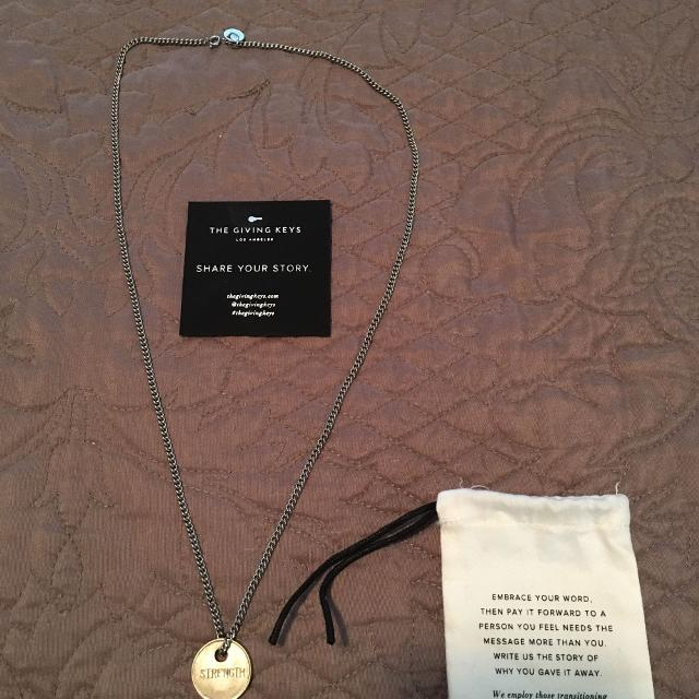 The Giving Key Necklace