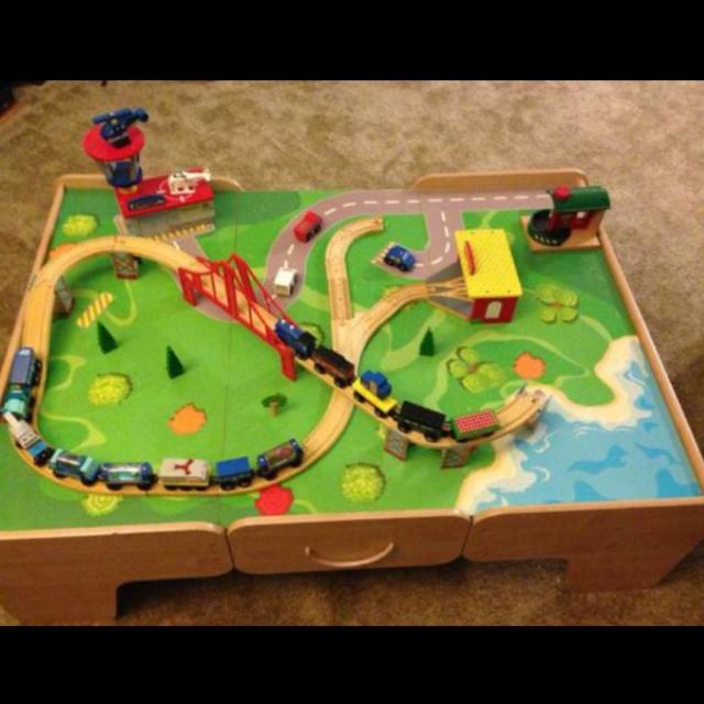 Best Thomas The Train Table Set And Toys. for sale in Orangevale ...