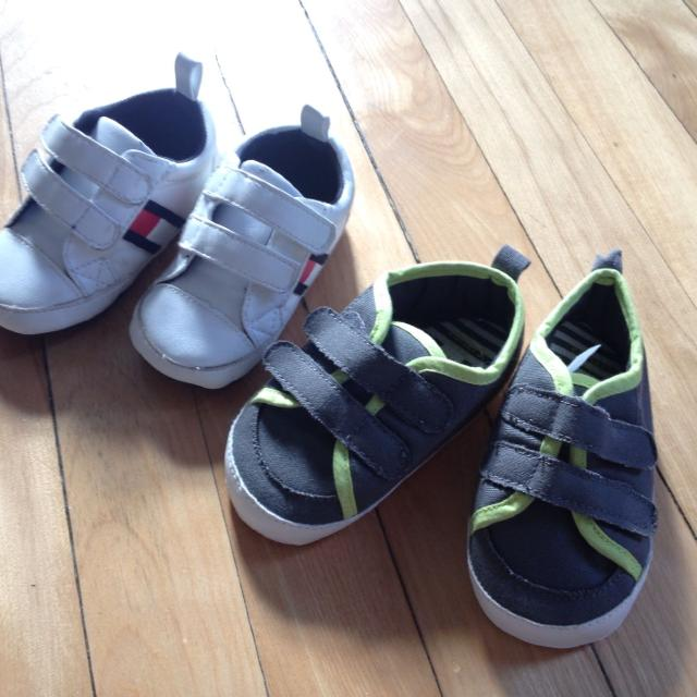 Best Size 4  9-12 Months Baby Shoes for sale in Quinte West d883d6bbb7cb