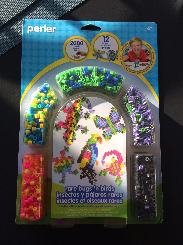 BNIP Perler bead set from Michaels craft store