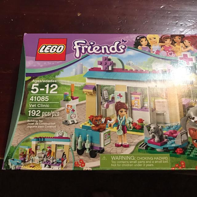 Find More Lego Friends Vet Clinic For Sale At Up To 90 Off