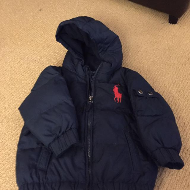 4e71de4a9b990 Find more Polo By Ralph Lauren 18 Month Puffy Winter Jacket for sale ...