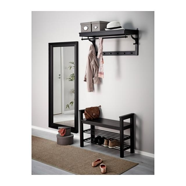 Ikea Hemnes Bench And Coat Hat Rack
