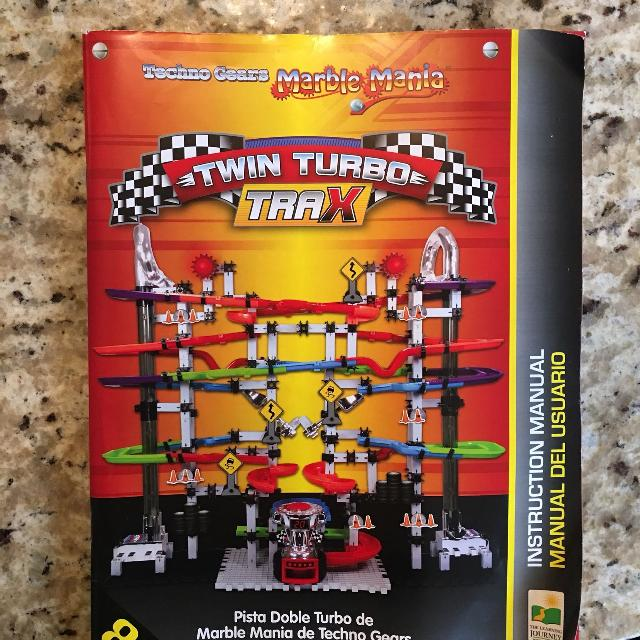 Find More Techno Gears Marble Mania Twin Turbo Trax For Sale At Up