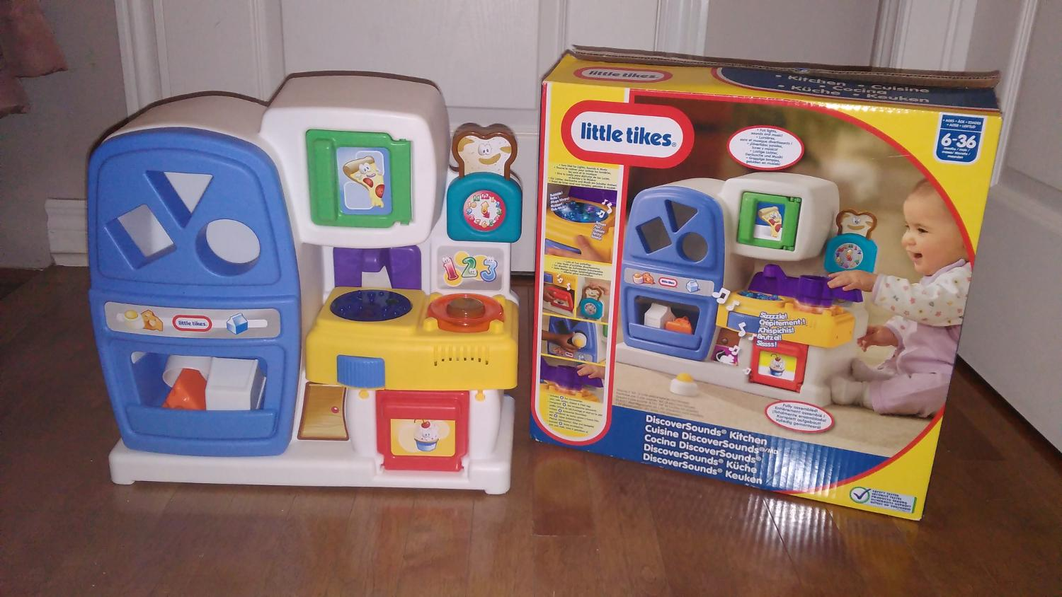 Little Tikes Keuken : Find more little tikes kitchen for sale at up to 90% off
