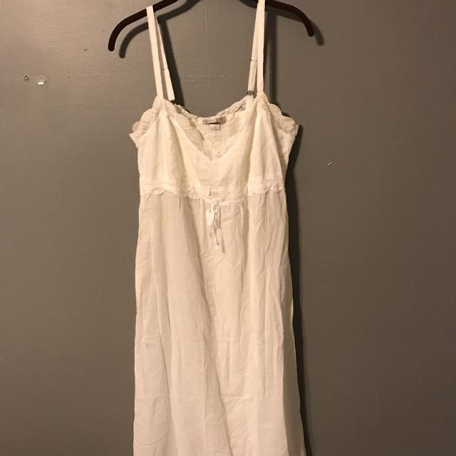 Find more Victoria s Secret 100% Cotton Nightgown for sale at up to ... 66b91ba4e