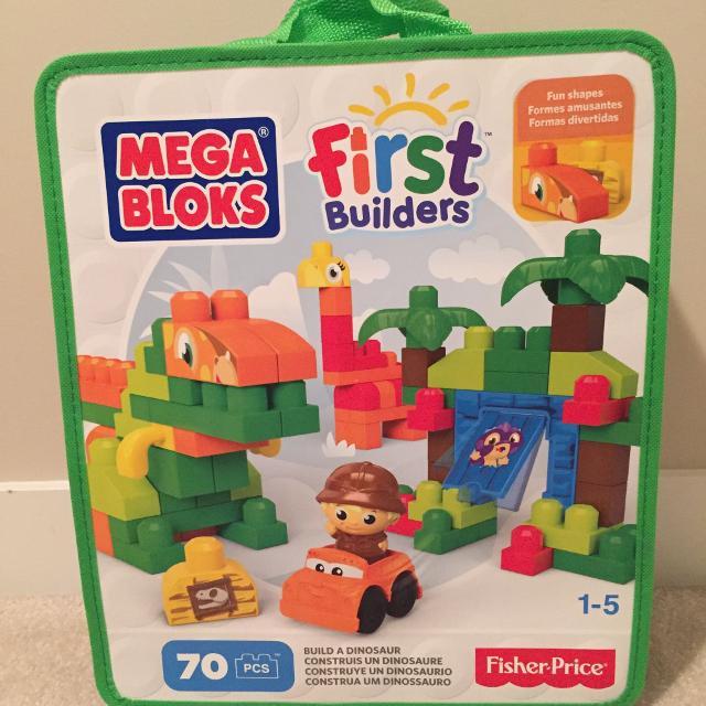 Mega Bloks - Build a Dinosaur