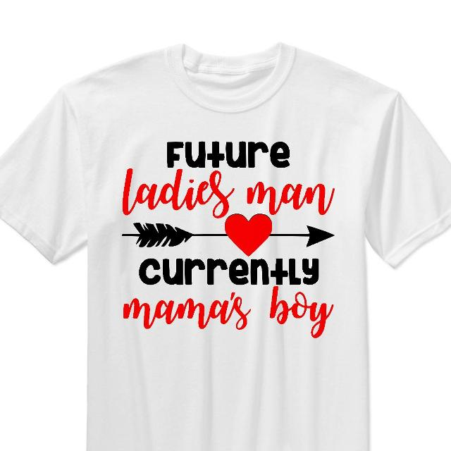 5620d48c353 Best Future Ladies Man Currently Mama s Boy Shirt for sale in  Hendersonville