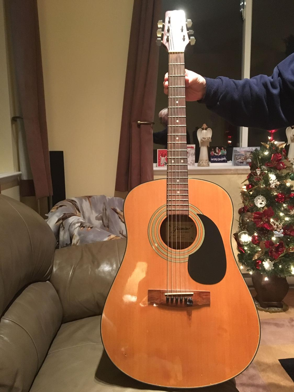Find More Jasmine By Takamine S37 Acoustic Guitar For Sale