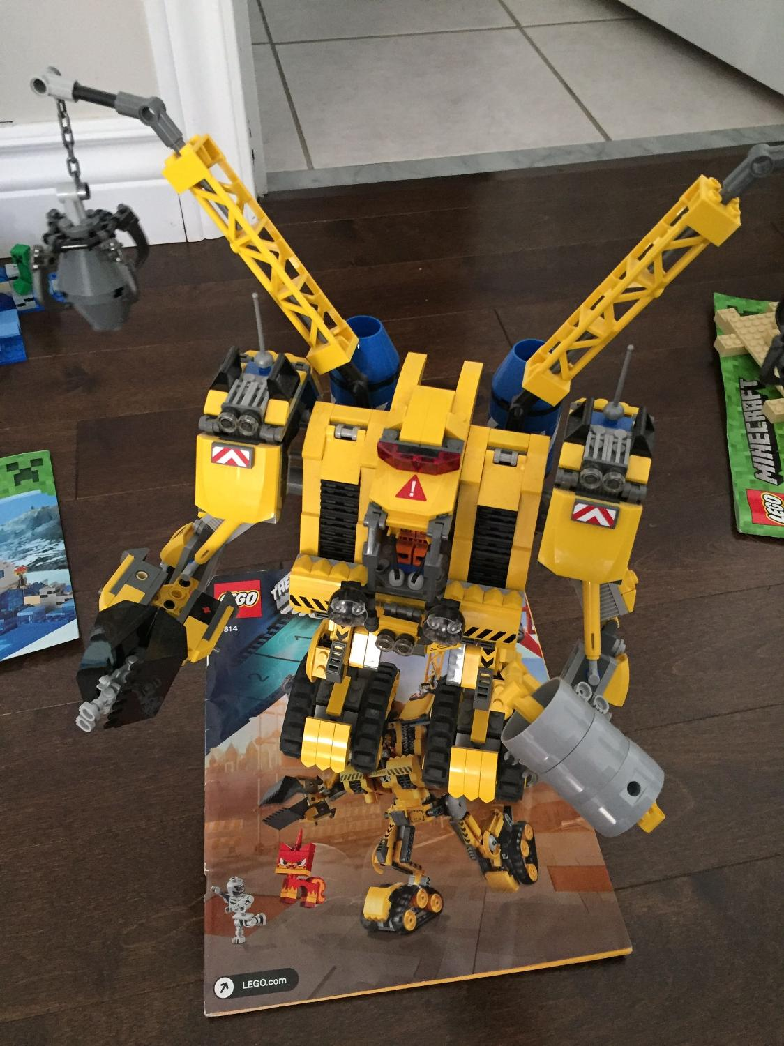 Best The Lego Movie Lego Set 70814 For Sale In Clarington