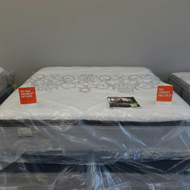 Best King Size Sealy Posturepedic Mattress Financing Available For In Memphis Tennessee 2019