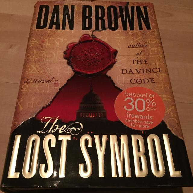 Find More The Lost Symbol Dan Brown For Sale At Up To 90 Off