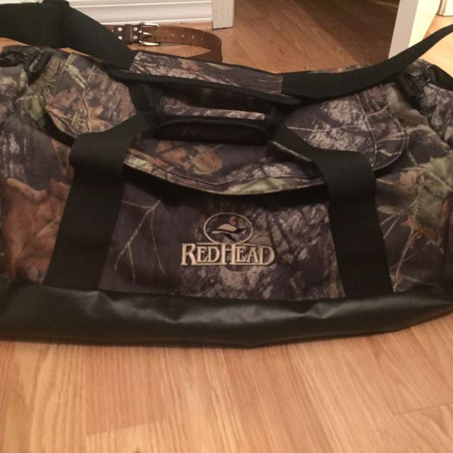 f2d3921f7be2 Best Redhead Camo Duffle Bag. for sale in Mobile