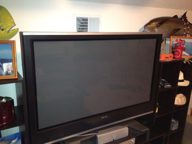 Best Toshiba 50 Inch Plasma Tv 500 Obo For Sale In Bluffton South Carolina For 2020