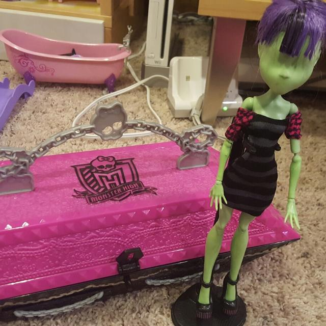 Find More Monster High Create A Monster Design Lab For Sale At Up To
