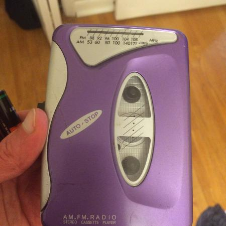 Walkman cassette player and AM FM radio for sale  Canada