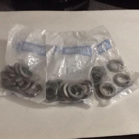 "3/4"" zinc plated lock washers for sale  Canada"