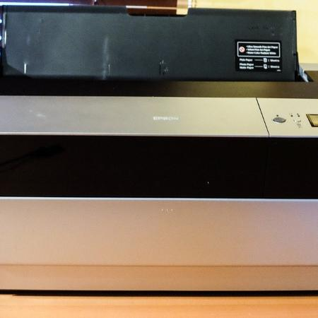 Epson Stylus Pro 3800 Printer for sale  Canada
