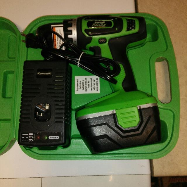 Find more Kawasaki 21.6v Drill for sale at up to 90% off