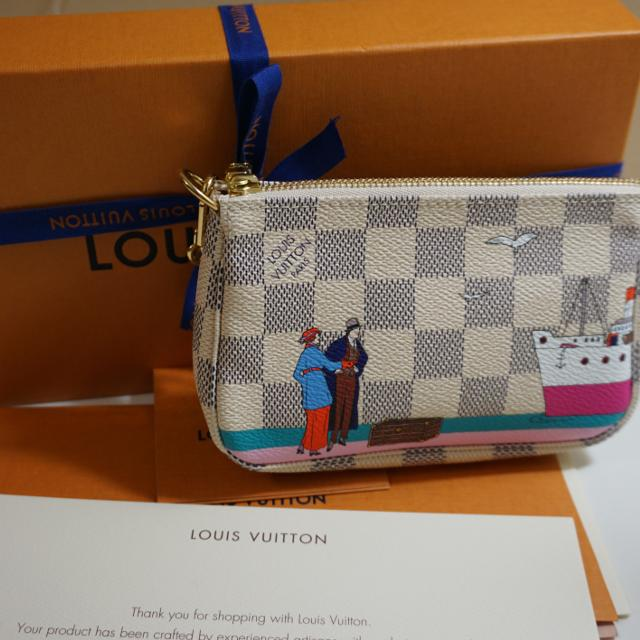 b4f7bdc8d74a Best Authentic Louis Vuitton Mini Pochette Limited Edition 2016 for sale in  Richmond