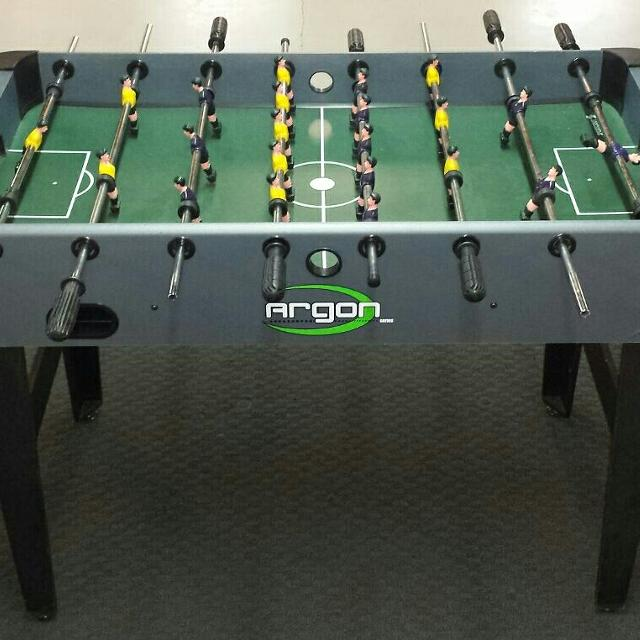 Best Argon Foosball Table For Sale In Pittsburgh Pennsylvania For - Foosball table price