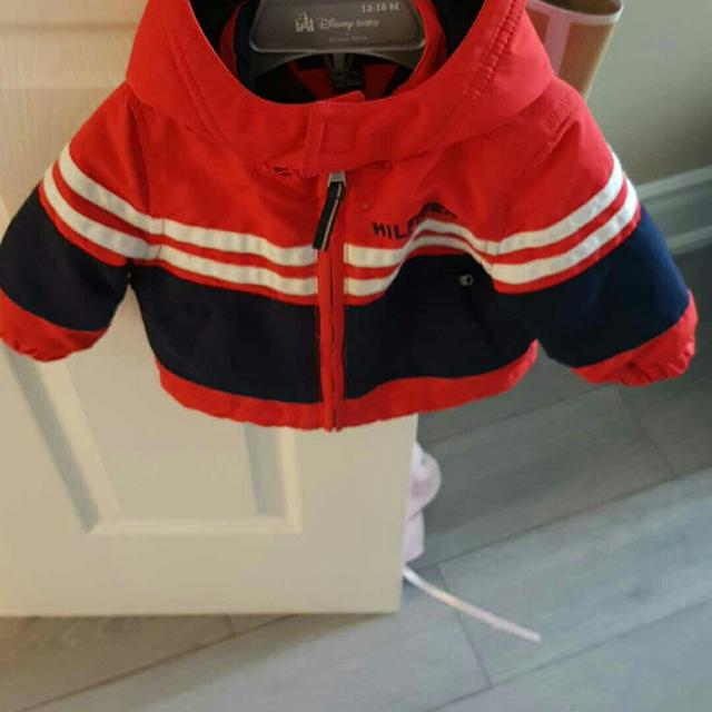 274cd6606 Find more Tommy Hilfiger Baby Boy Jacket 6-9m for sale at up to 90% off