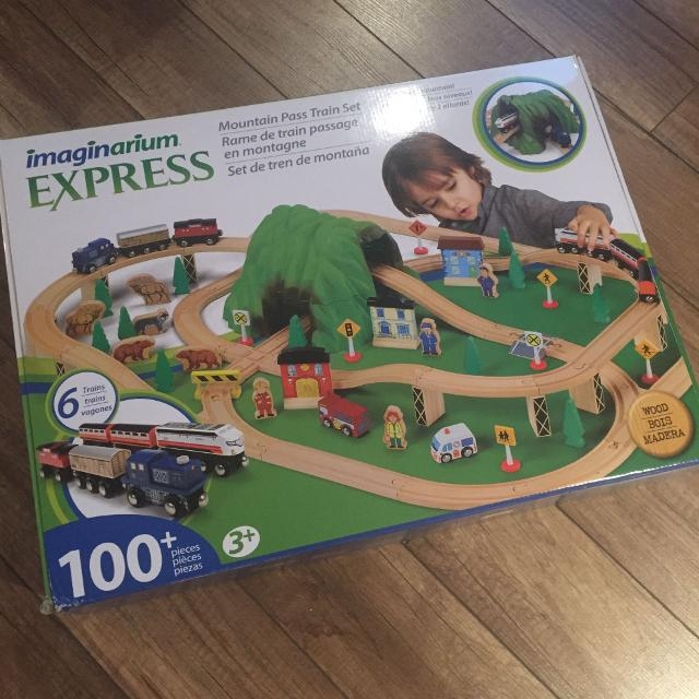 Find more Train Set- Imaginarium Express- Brand New for sale at up ...
