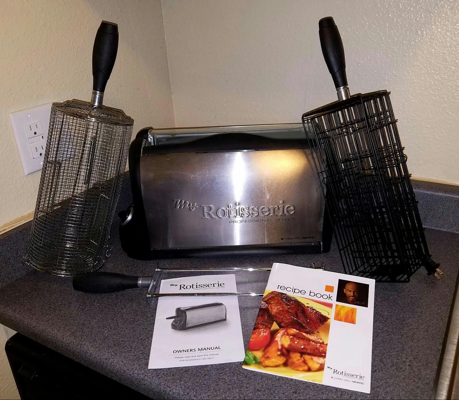 Find More Price Reduced My Rotisserie Professional Series