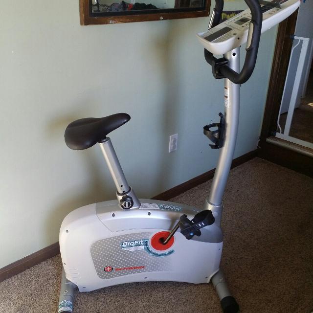 7d929c852f2 Find more Schwinn Biodyne 120 Upright Exercise Bike/ Elliptical for ...