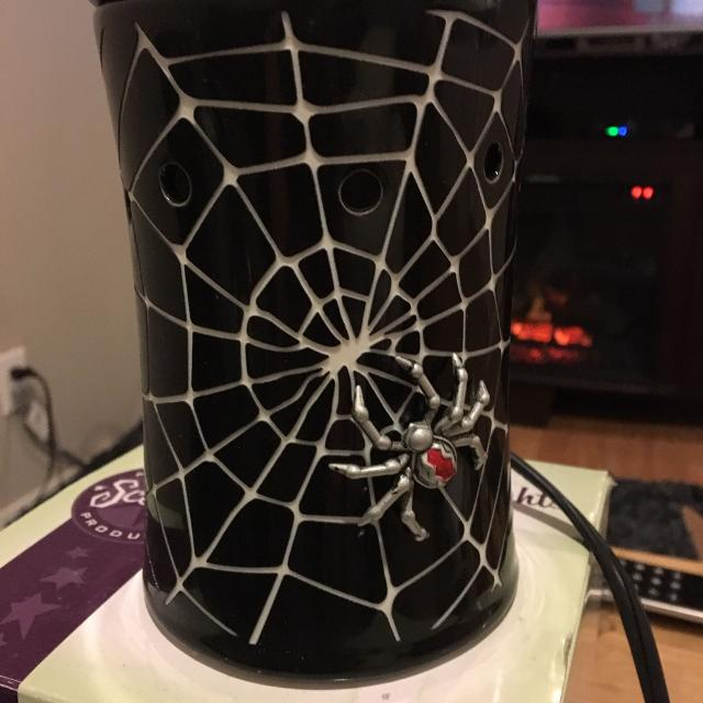 Find More Spider Web Scentsy Warmer For Sale At Up To 90 Off